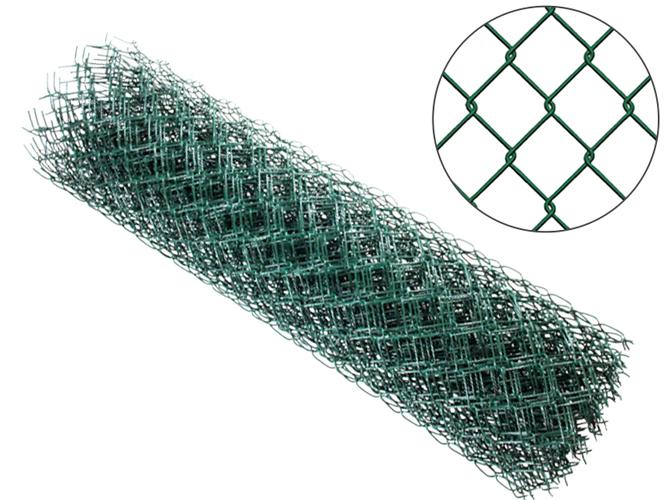 Рабица в полимерном покрытии